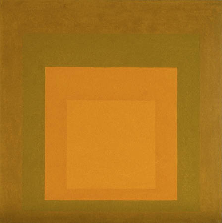 art by Josef Albers