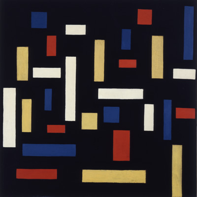 art by van Doesburg
